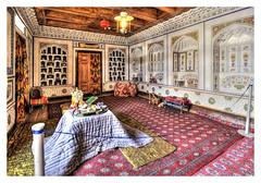 Bukhara UZ - Merchant Chodschajew house 07 (Daniel Mennerich) Tags: silk road uzbekistan bukhara history architecture ubaydulla xoʻjayev canon dslr eos hdr hdri spiegelreflexkamera slr