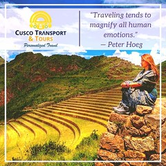 Pisac is an increasingly popular option for travellers looking to escape the crowds and get a little closer to day-to-day life in Peru. Set within a gorgeous part of the Sacred Valley, its cobblestone streets play host to photogenic glimmers of traditiona (cuscotransportweb) Tags: citytourcusco privatetours tourcusco cuscotransport cuscoperú sacredvalley travel machupicchu