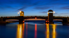Belmar, New Jersey (PMillera4) Tags: belmarnewjersey belmarnj belmar newjersey jerseyshore bridge drawbridge longexposure sunrise