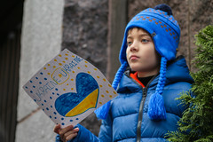 335/365 Peaceful Rally In Support Of Ukraine