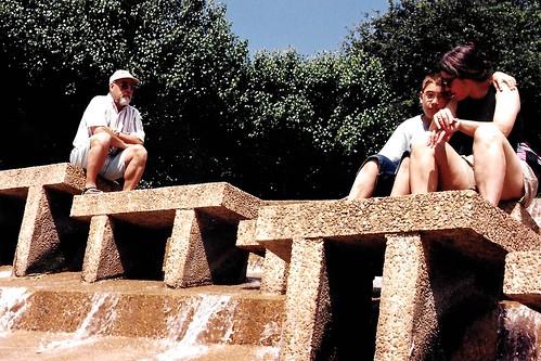 Ali, Deniz & Catherine, Waterpark, Ft. Worth, TX