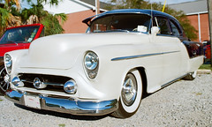 Custom (MFBodisch) Tags: customized 1950s buick sedan pass christian mississippi usa custom classic collector cars automobile nikkormat ft2 nikkor 28mm f2 kodak portra 100 35mm vintage film camera