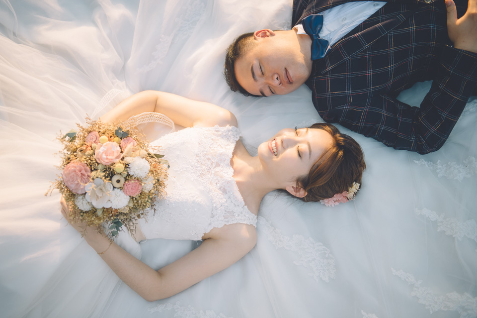 自助婚紗 C&Y 伊樂手工婚紗 016