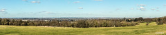 City of London to Heathrow Airport skyline from Epsom Downs in panorama. (Scotland by NJC.) Tags: hill تَلّ colina 小山 brdo kopec bakke forhøjning landskabet heuvel mäki colline hügel λόφοσ collina 丘 언덕 ås wzgórze deal холм backe เขาเตี้ยๆ tepe coğrafya пагорб đồi landscape scenery countryside scene setting background panorama view topography geography terrain environment مَنْظَرٌ طَبِيعِيٌّ paisagem krajolik krajina landskab landschap paisaje maisema paysage landschaft τοπίο paesaggio trees foliage vegetation arboretum شَجَرَة árvore tre drzewo copac дерево epsomdowns london england