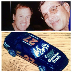 Rusty Wallace, #27, Miller, Genuine Draft, (Picture Proof Autographs) Tags: rustywallace 27 miller genuinedraft nascarfredfrederickweichmannpictureproofautographsautographphotosphoto
