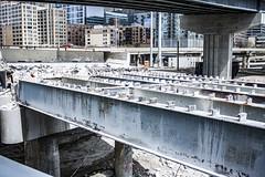 (jfre81) Tags: chicago loop expressway dan ryan interchange downtown city urban construction steel beams metal reinforcement infrastructure structure build concrete highway freeway transportation james fremont photography jfre81 canon rebel xs eos