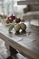 Guavas II (Zara Calista) Tags: still life guava fruits california home garden nikon f14 art sigma 50mm san diego sd organic produce