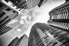 I Should Know Who I Am By Now (Thomas Hawk) Tags: 53rdatthird america johnburgeearchitects lipstickbuilding manhattan nyc newyork newyorkcity philipjohnson usa unitedstates unitedstatesofamerica architecture bw fav10 fav25 fav50 fav100