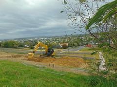 20191203-123113 (LSJHerbert) Tags: auckland forresthill geo:lat=3676107800 geo:lon=17475616500 geotagged newzealand nzl 20191203wtk viewranger construction footpath housingdevelopment publicreserve