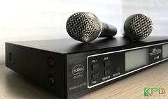 Micro không dây KBS C-2018H (Khang Phú Đạt Audio) Tags: khangphudataudiocom micro