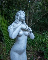 Kitsch 1 (agasfer) Tags: 2019 australia mttamborine pentax k3 sigma1020 statue nude female softporn