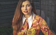 Captivating Sheena (Luv Duck - Thanks for 16M Views!) Tags: select sheena brunette browneyes beautifulgirl 1960sdress portland portlandia portlandoregon captivating pdx portlandmodels