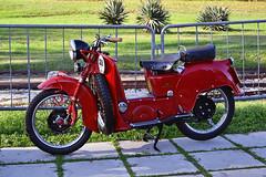 Moto Guzzi Galletto (Cockerel) (Maurizio Boi) Tags: moto motocicletta motorcycle old oldtimer classic vintage vecchio antique bike motoguzzi galletto cockerel italy