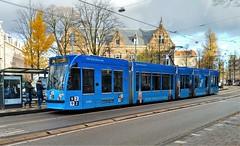 OV9292 (Peter ( phonepics only) Eijkman) Tags: amsterdam city combino colorbino gvb tram transport trams tramtracks trolley rails rail strassenbahn streetcars netherlands nederland nederlandse noordholland holland