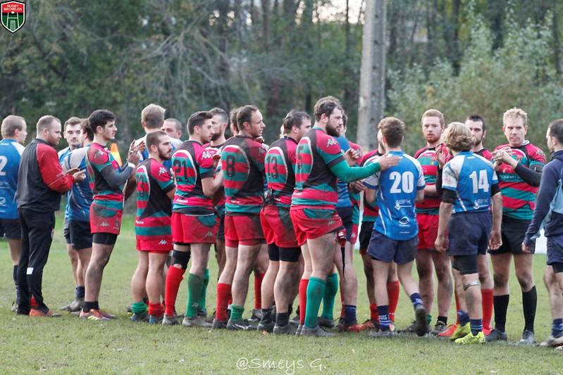 Senioren 1 D2 Rugby Mechelen vs Leuven