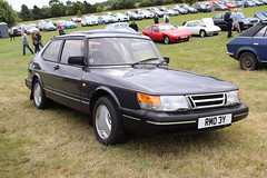 Saab 900i RMO3Y (Andrew 2.8i) Tags: festival unexceptional buckinghamshire middle claydon meet show coche voitures voiture autos auto cars swedish euro european hatch hatchback 900i saab rmo3y