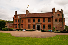 Chartwell House entrance - front