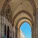 Evora, Portugal - Church of St Francis