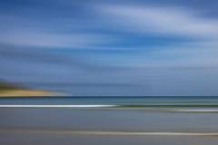 Breaking wave (Ian@NZFlickr) Tags: beach sea wave panning spinning movement slow shutter waikouaiti otago nz