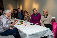 Signering med Knut Stokmo på Perspektivet Museum.