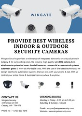 Best Wireless CCTV System For Home (Wingate Security) Tags: cctv wireless cameras system security