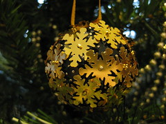 Hand Beaded Black and Gold Snowflake Christmas Bauble (raaen99) Tags: sequincoveredchristmasbauble sequincoveredchristmasball handmadechristmasbauble handmadechristmasball handmade handmadechristmasgift gift christmasgift bauble ball christmastheme christmasthemed ribbon christmasbauble christmasball christmastree christmasdecoration handbeaded handsequined decoration tree sequin pin shiny matte seasonsgreetings christmas2019 merrychristmas festive celebration snowflake snowflakesequin goldsequin blacksequin goldsnowflakesequin gold black