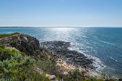 Point Lonsdale in the distance (palbion) Tags: oceangrove victoria australia