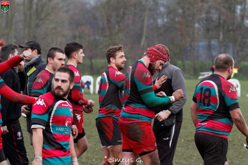 Senioren1 D2 Rugby Mechelen vs Brussels Citizens