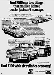 October1979No20 (mat78au) Tags: october 1979 melbourne newspaper extracts ford f100 trucks advertisement melb oct 79