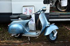 Piaggio Vespa 150 (Maurizio Boi) Tags: moto motocicletta motorcycle motorbike old oldtimer classic vintage vecchio antique bike piaggio vespa 150 scooter motorscooter italy