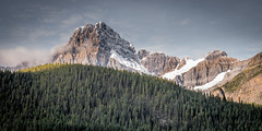 The Mountain (daviddalesphoto) Tags: icefieldsparkway landscape mountains glaciers banffnationalpark alberta canadianrockies