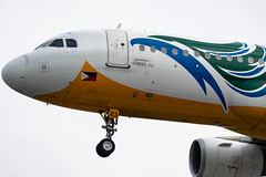 Cebu Pacific Air - Airbus A320-214 / RP-C3263 @ Manila (Miguel Cenon) Tags: cebupacific cebupac cebpac ceba320 rpll planespotting ppsg philippines plane 5j airplanespotting airplane apegroup appgroup airport airbus airbusa320 a320 manila nikon naia d3300 narrowbody wings wing window flying fly winglet twinengine aircraft aviation sky tree cockpit building rpc3263