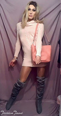 Pastel Pose (jessicajane9) Tags: tg crossdressed tgurl xdress trans feminization travesti crossdresser tv femme boots transgender cd feminised trap crossdress tranny femboi tgirl crossdressing transvestite