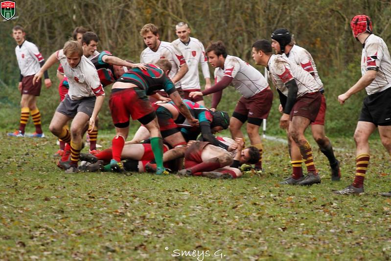 senioren 2 Rugby Mechelen vs Brussels Citizens