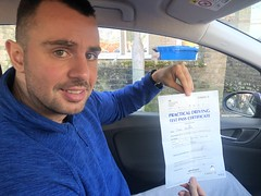 Massive congratulations  to Dean Archer passing his driving extended test! Great drive only 6 minor faults!  www.leosdrivingschool.com  WARNING: Getting your license is a good achievement however being a SAFE driver for life is the biggest achievement!