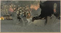 minamikaze191203-1 (minamikaze2010) Tags: tram hair ~uber~ gla affair applier izzies eyes eyeshadows lipgloss makeup cosmetics {junbug} dress themystic gloves thearcadegacha lode furniture dad vintagesled tower trees stars frozenlake littlebranch snowcoveredfence mooh enchantmentevent trompeloeil halfdeer applefall swans christmastree silverworld winter decoration fantasy snow tree grass ground scenery