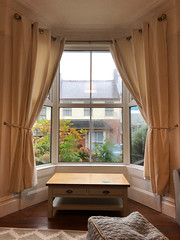 Front Bay Window (RobW_) Tags: front bay window holiday home themumbles swansea wales saturday 26oct2019 october 2019