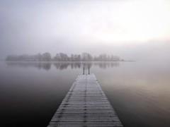 It's December (andtor) Tags: winter zeuthenersee december nebel morningfog foggy morgennebel kalt cold frost explore explored