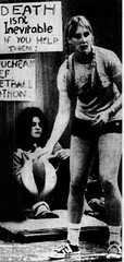 October1979No9 (mat78au) Tags: october 1979 melbourne newspaper extracts attractive hustbridge high school girls oct 79 left liz daldy right grazia same surname