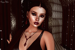 ❤ Light the Way (Aziza Style) Tags: hillyhaalan synnergy lelutka aviglam glamaffair izzies veechi pout cazimi vibing itgirls foxcity secondlife