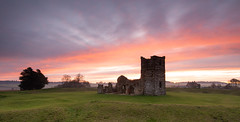 Feed your faith (andy.muir12) Tags: dorset landscape clouds dawn knowlton church