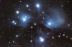 M45 (sparkdawg068) Tags: stars weather nebulas space texas zwo software telescope refractor ioptron i45 eqmount m45 sevensisters nebulosity 183mc ircutfilter astropixelprocessor ps