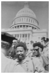 Capitol police arrest Poor People's marchers: 1968 (Washington Area Spark) Tags: hosea williams southern christian leadership conference sclc poor peoples march campaign resurrection city civil disobedience direct action arrest us capitol washington dc district columbia 1968