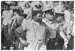 Hosea Williams arrested at U.S. Capitol: 1968 (Washington Area Spark) Tags: hosea williams southern christian leadership conference sclc poor peoples march campaign resurrection city civil disobedience direct action arrest us capitol washington dc district columbia 1968