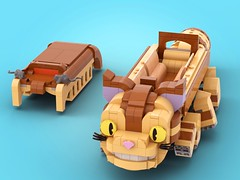 This will become a REAL Lego set with your help! Vote for it on Lego ideas! it's Free to vote :) Link below (legotruman) Tags: legoart lego legomoc totoro ghibli anime afol legography