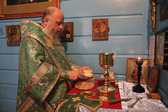 16.11.2019 - Архиерейское богослужение в день памяти блаженного Симона Юрьевецкого