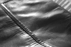 Le vieux cuir (bateauxdefumee) Tags: détails bottes vêtements cuir light lumière yellow black jaune noir clothes