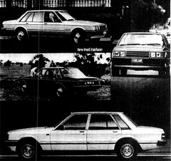 October1979No36 (mat78au) Tags: october 1979 melbourne newspaper extracts new ford zj fairlane pictures oct 79