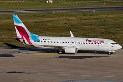 D-ABMV (Eurowings) (Steelhead 2010) Tags: eurowings tuifly boeing b737 b737800 cgn dreg dabmv