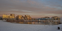 The City Beach, Kristiansand, Norway (gormjarl) Tags: kristiansand wather lake fjord sunset beach water sky natur night art light sun cloud landscape street river otra norway city